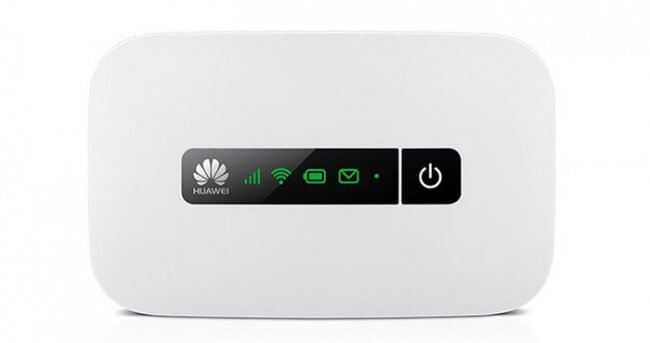 Huawei EC5373 mobile wifi router