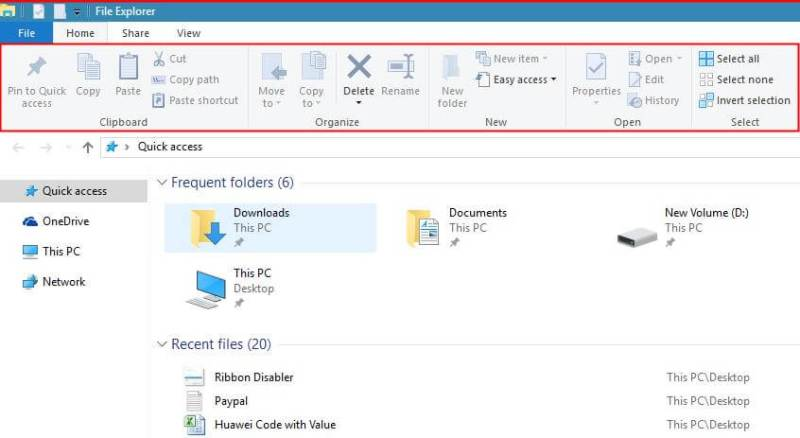 file-explorer-with-ribbon