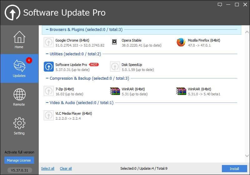 glary-software-update-pro