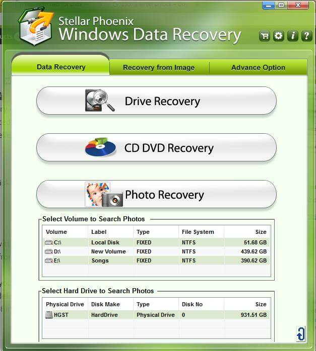 photo-recovery