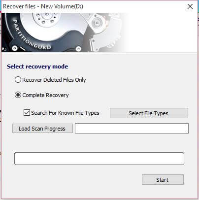 recover-files-using-partition-guru