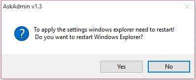 restarting-of-explorer