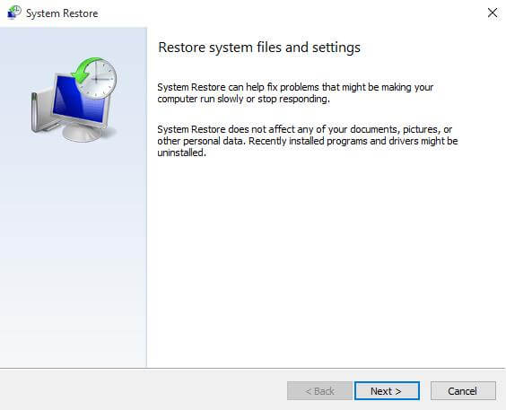 system-restore-in-windows-10
