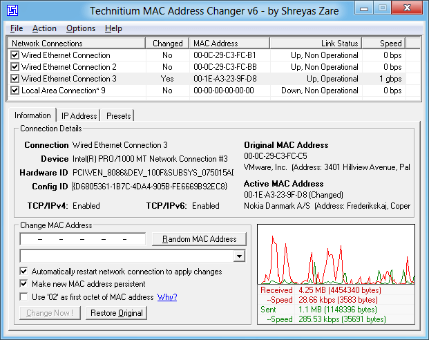 technitium-mac-address-changer