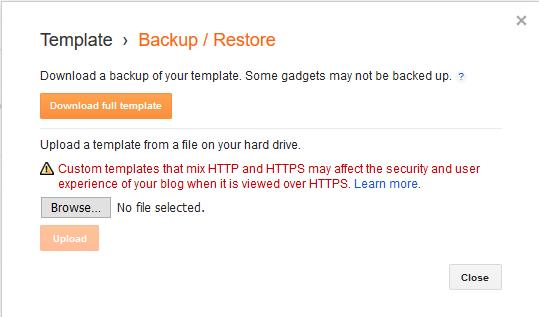 template-backup-and-restore