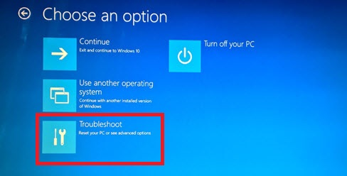 troubleshoot-in-windows-10
