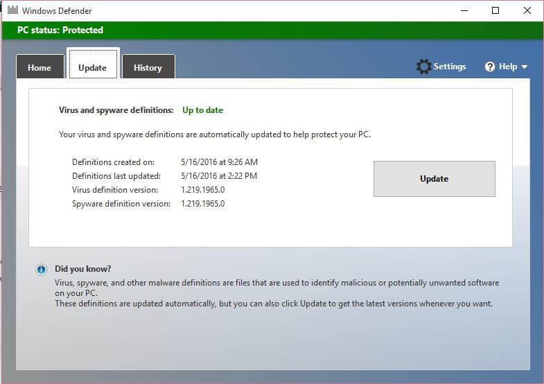 windows-defender-updates