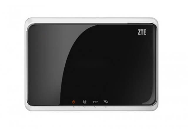 Zte router password