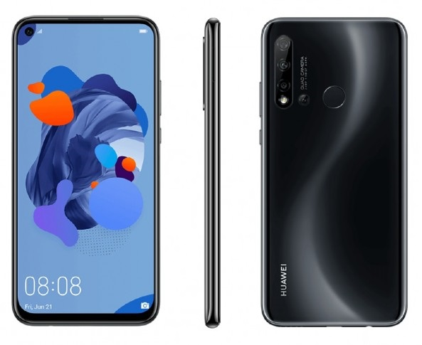 How to sim unlock Huawei P20 lite (2019) by code?