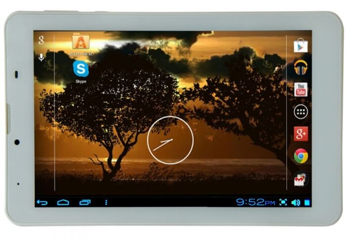 Ambrane A3-7 Plus 3G Calling Tablet