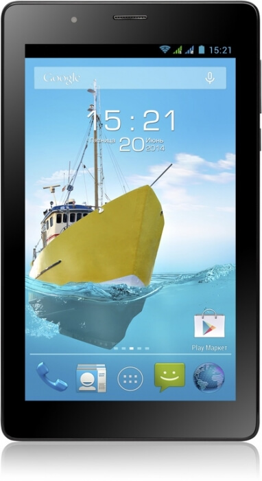 Fly Flylife Connect 7 3G 2 7-Inch Tablet
