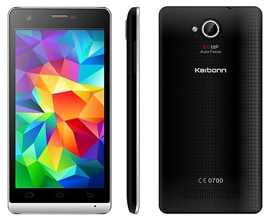 Karbonn Titanium S3 Smartphone Available in India