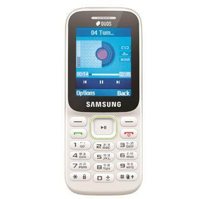 Samsung Guru Music 2 (SM-B310E) in India